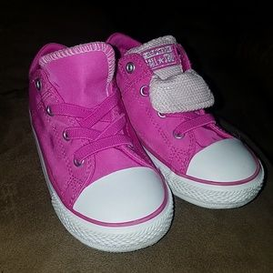 Converse girls shoes